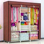 Каркасный тканевый шкаф
